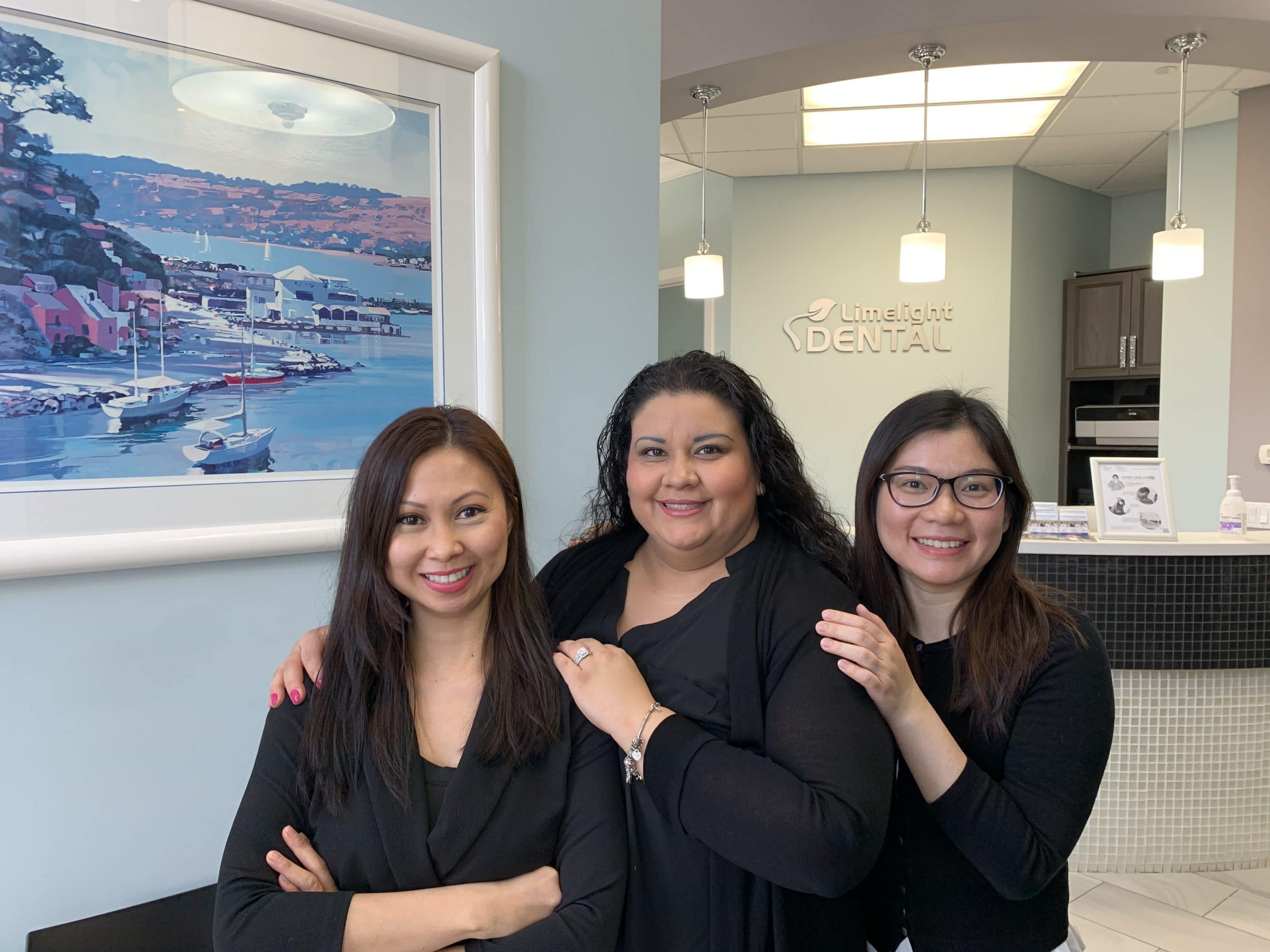 Limelight Dental Staff Team