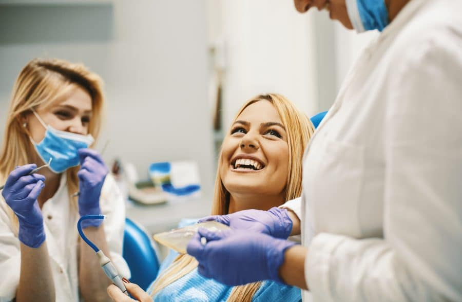 teeth cleaning mississauga
